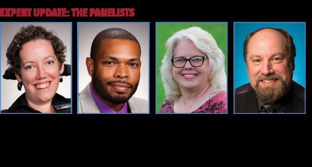 Expert Update: The Panelists