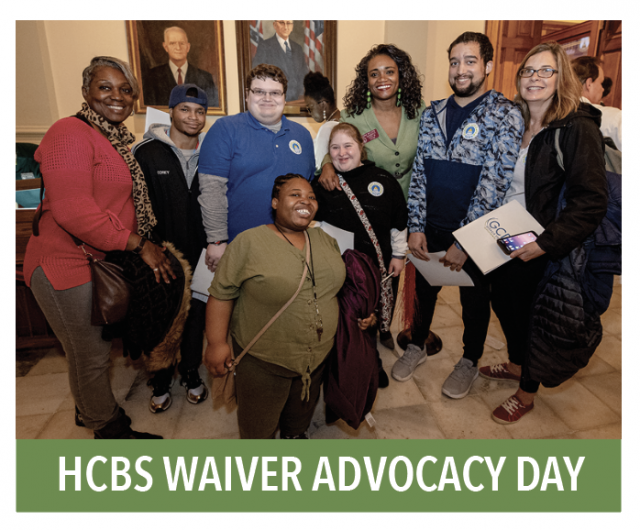 HCBS Waiver Advocacy Day