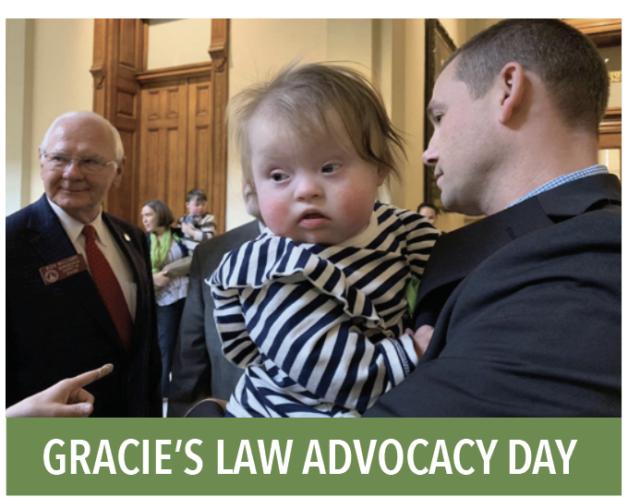 Gracies Law Advocacy Day
