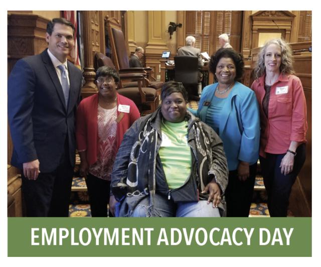 Employment Advocacy Day