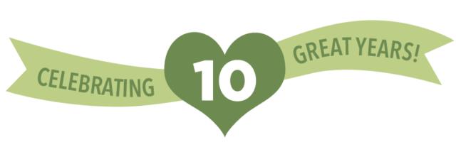 Celebrating 10 Great Years!