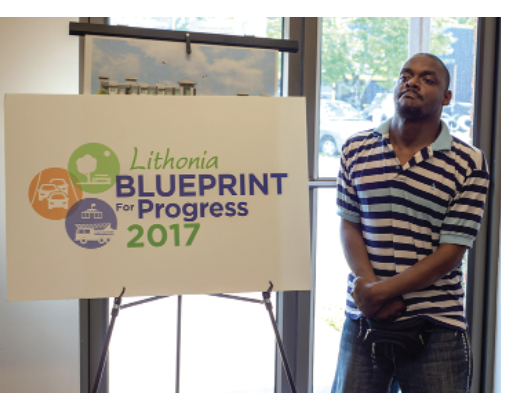 Lithonia Blueprint for Progress 2017